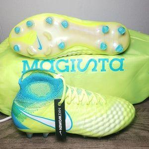 Nike Shoes - Nike Womens Magista OBRA II FG Soccer Cleats Boots 43f338b803